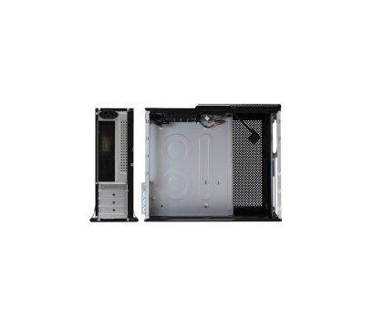 Фото №2 компьютерного корпуса MicroATX 400W LogicPower S601BS
