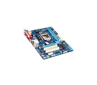 Фото №2 материнской платы Gigabyte GA-H61M-S2PV (1155, Intel H61, PCI-Ex16)