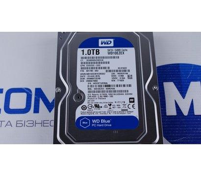 Фото №2 жесткого диска Western Digital Caviar Blue 1TB 7200rpm 64Mb 3.5 SATA III — WD10EZEX