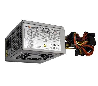 Фото №3 товара Корпус MicroATX 400W LogicPower S605BK
