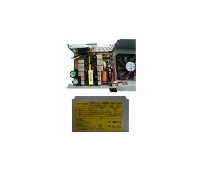 Фото №4 компьютерного корпуса MicroATX 400W LogicPower S601BS