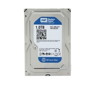 Фото №6 жесткого диска Western Digital Caviar Blue 1TB 7200rpm 64Mb 3.5 SATA III — WD10EZEX