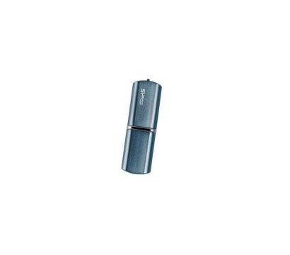 Фото 2 Silicon Power LuxMini 720 Blue 8GB USB2.0 — SP008GBUF2720V1D