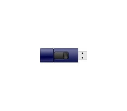 Фото 2 Silicon Power Ultima U05 Deep Blue 8GB USB2.0 — SP008GBUF2U05V1D
