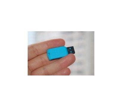 Фото №1 USB флешки Transcend JetFlash 360 Black/Blue 8GB USB2.0 — TS8GJF360