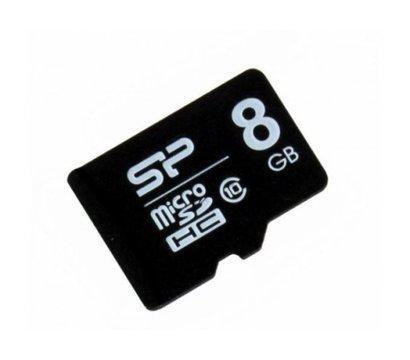 Фото 2 Silicon Power microSDHC Class10 8GB - SP008GBSTH010V10