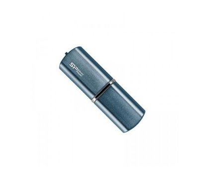 Фото №1 USB флешки Silicon Power LuxMini 720 deep Blue 32GB USB2.0 — SP032GBUF2720V1D