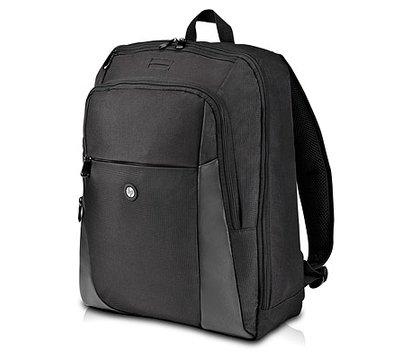"""Фото №2 рюкзака для ноутбука HP Essential Backpack 15,6"""" Black — H1D24AA"""
