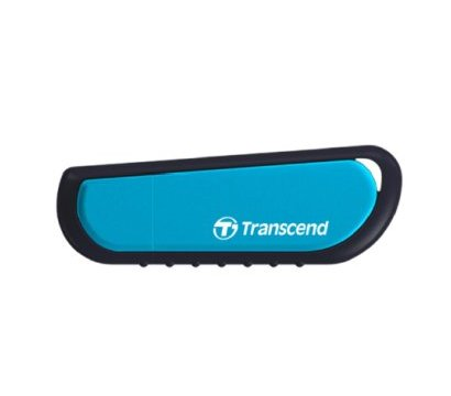 Фото №3 USB флешки Transcend JetFlash V70 Blue 32GB USB2.0 — TS32GJFV70