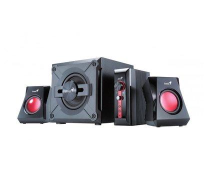 Фото №1 акустики Genius SW-G2.1 1250 Black — 31730980100
