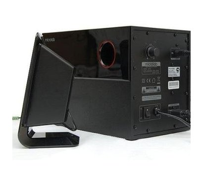 Фото №1 акустики MicroLab Black — M-200