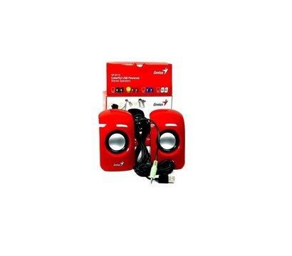 Фото №1 акустики Genius SP-U115 Red — 31731006101