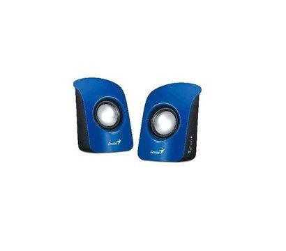 Фото №1 акустики Genius SP-U115 Blue — 31731006102