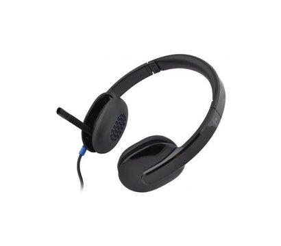 Фото №1 наушника Logitech H540 Headset USB — 981-000480