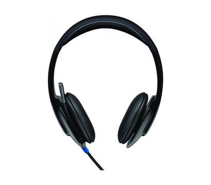 Фото №2 наушника Logitech H540 Headset USB — 981-000480