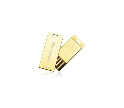 Фото №1 USB флешки Transcend JetFlash 16GB USB 2.0 Golden - TS16GJFT3G