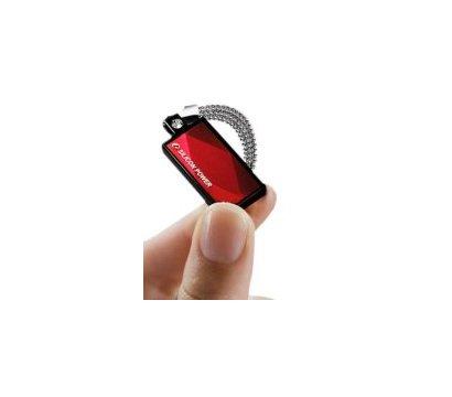 Фото №1 USB флешки Silicon Power Touch 810 Red 32GB USB 2.0 - SP032GBUF2810V1R