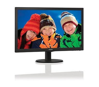 Фото 3 Монитор Philips 223V5LSB/00