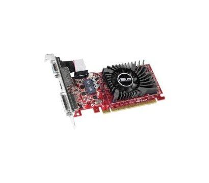 Фото №1 видеокарты Asus Radeon R7 240 (2048MB, GDDR3, 128bit) — R7240-2GD3-L