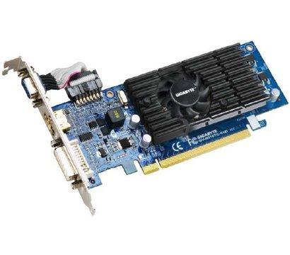 Фото №1 видеокарты Gigabyte GeForce 210 (1024MB, DDR3, 64bit) — GV-N210D3-1GI