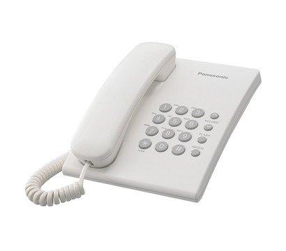 Фото проводного телефона Panasonic KX-TS2350UAW White