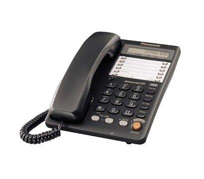 Фото проводного телефона Panasonic KX-TS2365UAB Black