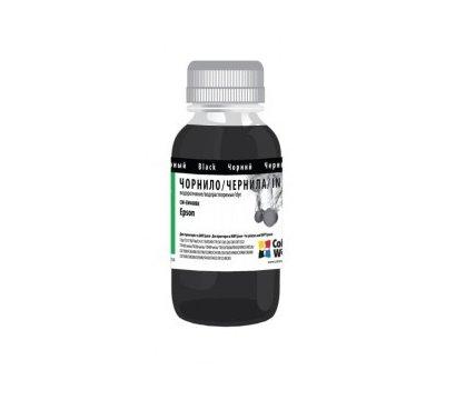 Фото чернила для принтера ColorWay Epson T26/C91 Black EW400Bk - CW-EW400BK01