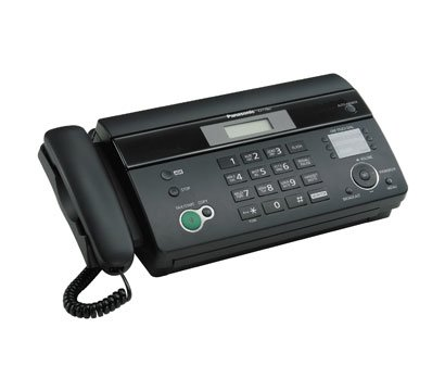 Фото факса Panasonic KX-FT984UA-B Black