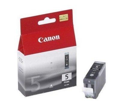 Фото картриджа для принтера Canon PGI-5