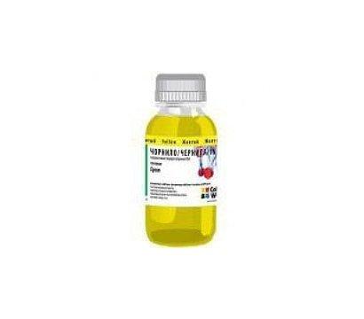 Фото чернила для принтера ColorWay Epson T26/C91 Yellow EW400Y - CW-EW400Y01
