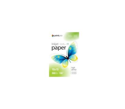 Фото фотобумаги PrintPro 150г/м, PG150-500 - PGE1505004R