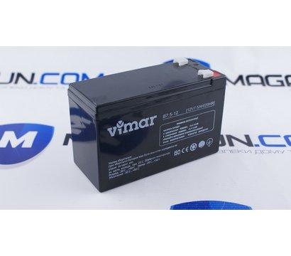 Фото №3 аккумулятора VIMAR B7.5-12