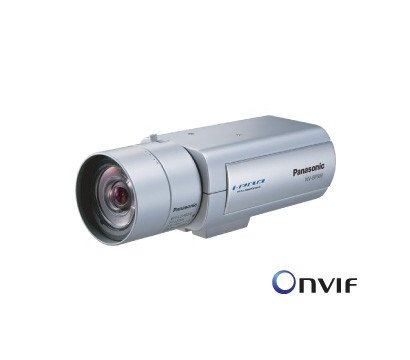 Фото IP видеокамеры Panasonic WV-SP509E