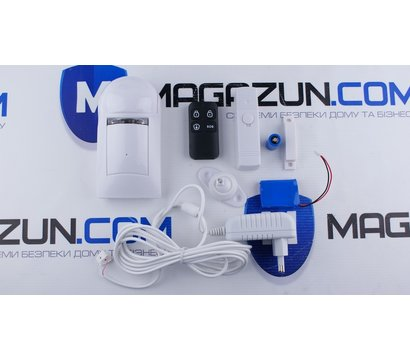Фото №1 комплекта сигнализации iMPAQ-520KIT