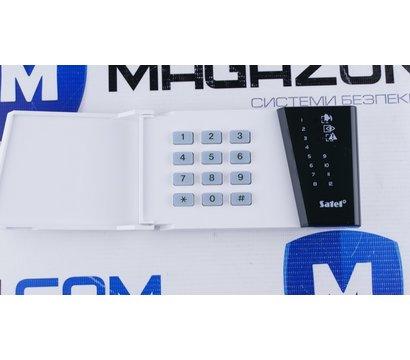 Фото №2 охранной клавиатуры Satel CA-10 KLED