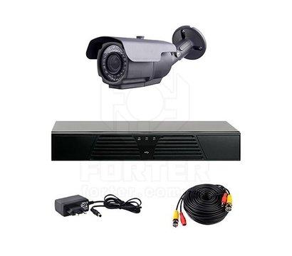 Фото видеокомплекта CoVi Security HVK-1003 AHD PRO  KIT
