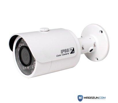 Фотография 7 цифровой видеокамеры Dahua DH-IPC-HFW1320SP (3.6 мм)