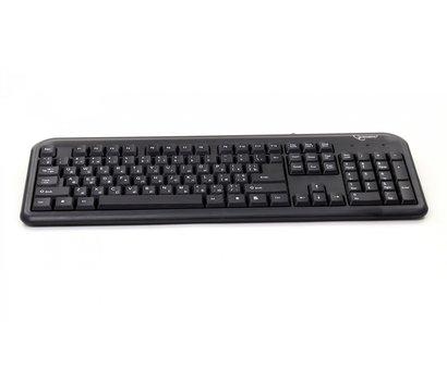 Фото клавиатуры Gembird KB-U-101-UA USB Black