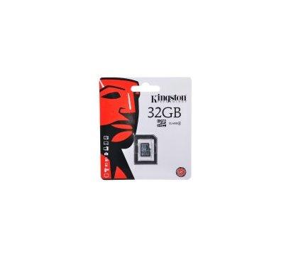 Фото карты памяти Kingston microSDHC Class4 32GB - SDC4/32GBSP
