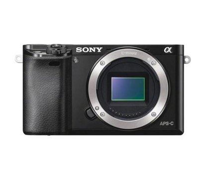 Фото фотоаппарата Sony Alpha 6000 body Black - ILCE6000B.CEC