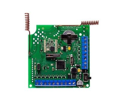Фото радиоуправляющего устройства Ajax ocBridge Plus