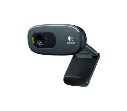 Фото №1 товара Веб-камера Logitech QuickCam C270 HD - 960-000636
