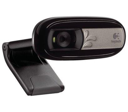 Фото №3 товара Веб-камера Logitech QuickCam C170 - 960-000957