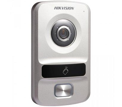 Фото №1 вызывной панели Hikvision DS-KV8102-IP