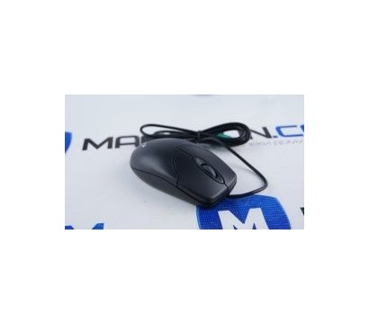 Фото №2 компьютерной мышки Genius NetScroll 120 PS/2 Black — 31011293102
