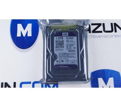 Фото №1 жесткого диска Western Digital Purple 1TB 64МB 3.5 SATA III — WD10PURX