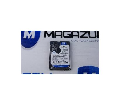 Фото №2 жесткого диска Western Digital Caviar Blue 1TB 5400rpm 8MB Buffer 2.5 SATA III — WD10JPVX