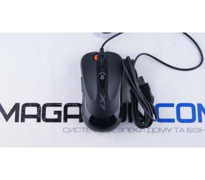 Фото №1 компьютерной мышки A4Tech X-705K USB Black