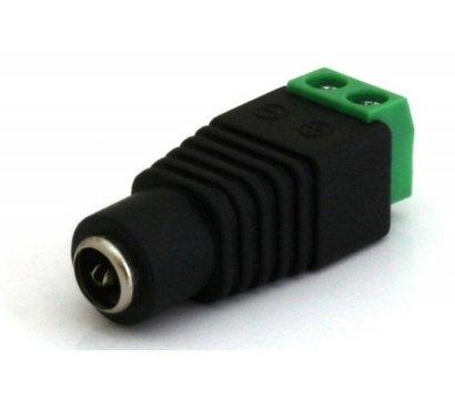 Фото товара Коннектор Green Vision GV-DC (female) (100 шт.)