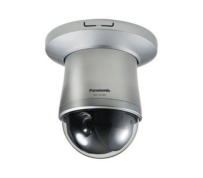 Фото IP видеокамеры Panasonic WV-SC386E